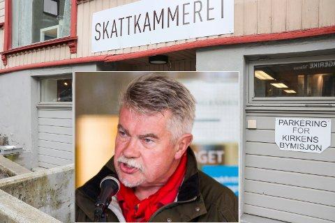 Terje Kollbont (Rødt) og alle de andre medlemmene i formannskapet skrøt av arbeidet til Skattkammeret. – Et inkluderende tilbud, sa Kollbotn.