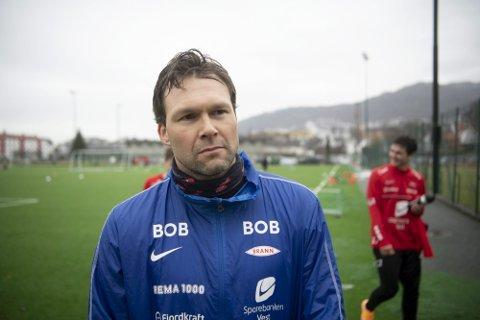 SK Brann: Håkon Opdal har klart seg bra, men Brann har slitt med fem strake tap i sesonginnledningen.