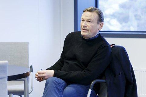 MYE USIKKERHET: Jan Fredrik Meling i Eidesvik offshore ber fagforbundene om å være fleksible.