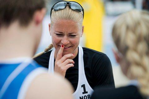 SATSER VIDERE: Janne Kongshavn.  Foto: Carina Johansen / NTB scanpix
