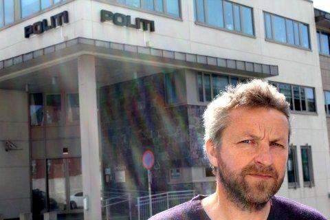 OPERASJONSLEDER: Torger Stødle i Haugaland og Sunnhordland politidistrikt. ARKIVFOTO: GAUTE-HÅKON BLEIVIK