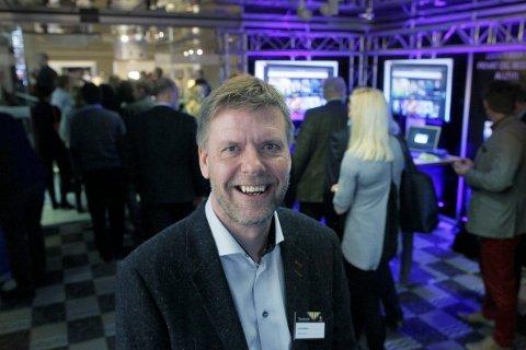 RINGES NED: Lege og fertilitetsspesialist Jon Wegner Hausken startet Klinikk Hausken i 2006. Han forteller om stor pågang i henvendelser til klinikken.