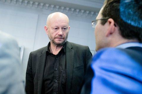 NHOs forhandlingsgeneral Stein Lier-Hansen kom med en ny advarsel om et svært magert lønnsoppgjør da han fredag møtte pressen i Oslo.