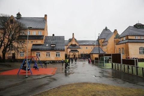 SKOLE: Nå er det klart hvordan neste skoleår blir på Lillesund skole og de andre skolene i Haugesund.