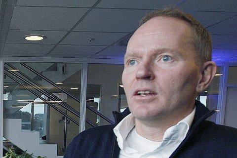 SYSCO-GRÜNDER: Frank Vikingstad.
