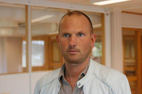 Rune Lilledahl daglig leder Umoe Industries as