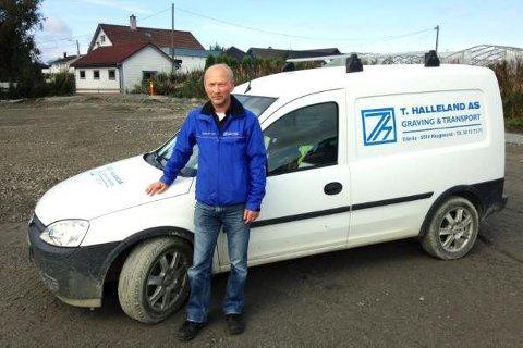 T. HALLELAND: Entreprenøren Torleiv Halleland, her fra en artikkel i 2015.
