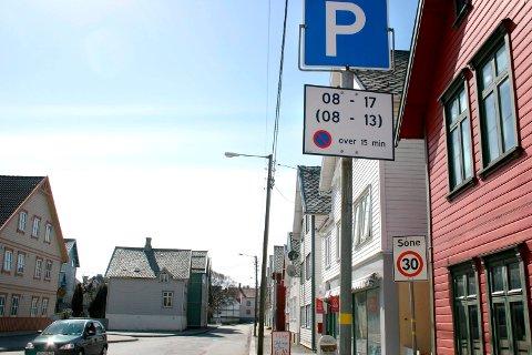 I Haugevegen 70 har det blant annet vært dagligvarebutikk og konditori. Nå blir det snart restaurant.