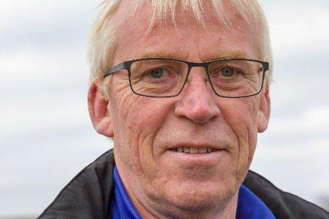BETALER FOR SEG: Oddvar B. Høyland opplyser at Åkra IL har en avtale med kommunen som sier at idrettslaget skal betale og drive det nye klubbhuset. Arkivfoto: Hans Inge Ringodd