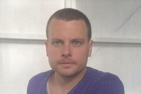 SAVNET: Politiet ønsker opplysninger om Alexander Holsen (29) som er meldt savnet fra Os i Hordaland.