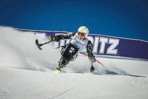 TOPP START: Jesper Saltvik Pedersen har vunnet begge verdenscuprennene så langt i sesongen.