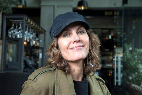 """Oslo  20170911. Det er fem år siden artisten Kari Bremnes kom med plate sist. Nå er hun ute med plata """"Det vi har"""". Foto: Terje Pedersen / NTB scanpix"""