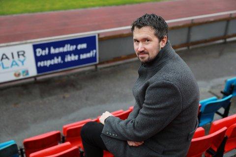 SAKEN AVSLUTTET: Per Inge Jacobsen og Avaldsnes har kommet til enighet, nesten to år etter at han sluttet som trener i klubben.