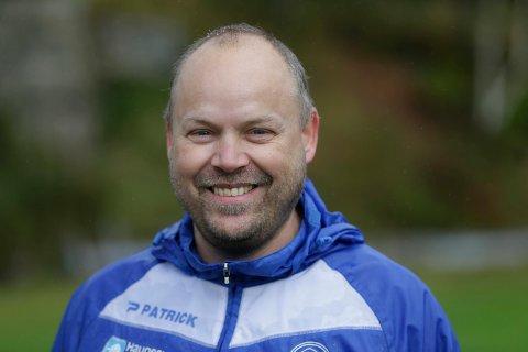 PENGEGLIS: Karl Johan Ferkingstad, som er leder i fotballgruppa i Kolnes IL, sendte brev til Trond Mohn - og fikk 2,4 millioner kroner.