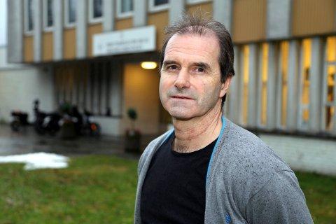 REKTOR: Øyvind Bjørkevoll.
