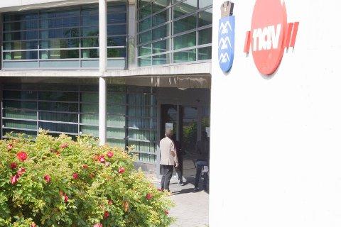 NAV-kontoret i Haugesund.
