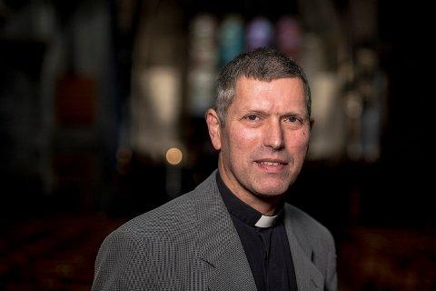 NÅ VIGSLES HAN: På kirkerådets møte i Stavanger 7-9 desember ble Ivar Braut tilsatt som ny biskop i Stavanger bispedømme. Han overtar etter Erling J. Pettersen som har vært biskop siden 2009 i Stavanger.