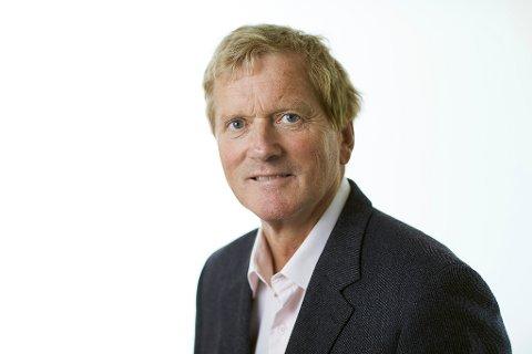 Regiondirektør Hallgeir Herikstad i Mattilsynet. Foto: Mattilsynet