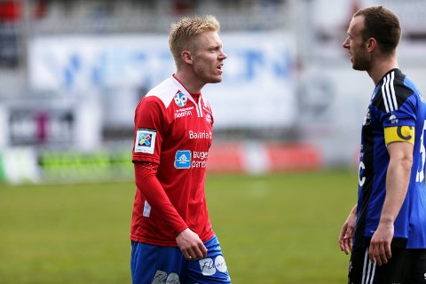 UTE: Andreas Ulland Andersen.