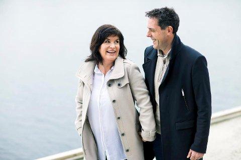 Agnes Matre og Geir Tangen. FOTO: HAAKON NORDVIK
