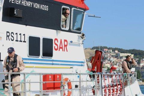 Redningsskøyta «Peter Henry von Koss» og skipper Lars Solvik avsluttet denne uken sitt oppdrag på øye Lesvos, etter å ha tjenestegjort to år i Middelhavet.