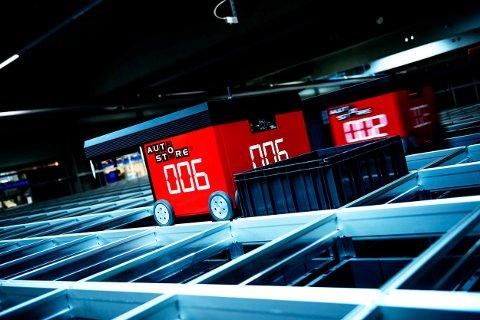 Hattelands suksess med lagersystemet AutoStore, endte i salg i 2016. Noe som viser godt igjen i holdingselskapet regnskapstall for 2017.