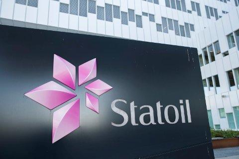 Oslo  20170504. Statoil resultat 1. kvartal 2017. Statoil sjef Eldar Sætre legger fram resultatet. Foto: Vidar Ruud / NTB scanpix