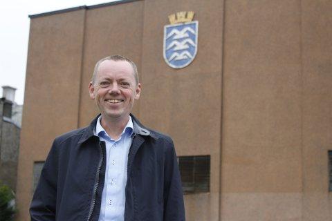 Stolt: Regionsdirektør i NHO Rogaland, Svein Olav Simonsen, er stolt av Rogaland og ser etter muligheter for å gjøre det ennå bedre neste år.