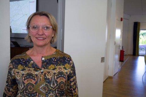 PROSJEKTLEDER: Bente Rudberg i Statnett.