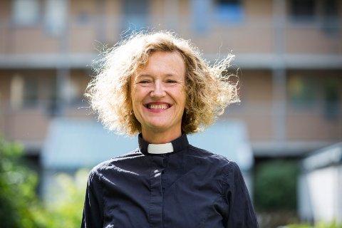 Kari Veiteberg er ny biskop i Oslo. Foto: Mariam Butt / NTB scanpix
