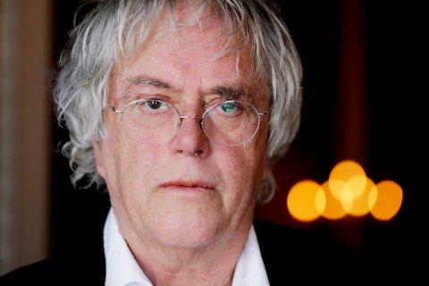 Forfatter Dag Solstad er klar for SILK: Foto: Håkon Mosvold Larsen / NTB scanpix