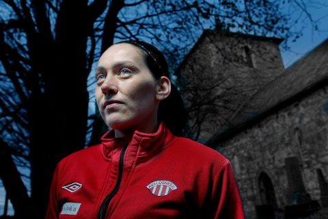 #METOO-OFFER: Tidligere Avaldsnes-spiller Frida Magnusdottir.