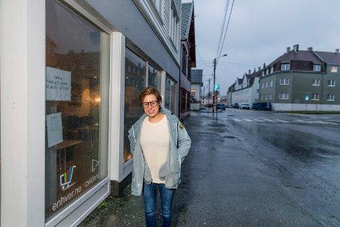 Bydelen Hauge, eller Haugå som vi sier, har fått egen restaurant. Den heter nettopp På Haugå, og søndag åpner Evelyn Amanda Lillebakken dørene.