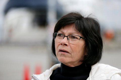 VANSKELIG SAK: Fylkesleder i Rogaland Fremskrittsparti, Bente Thorsen. Arkivfoto:  Harald Nordbakken