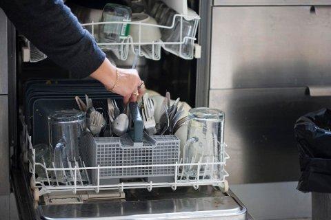 Ikke alt skal i oppvaskmaskinen.