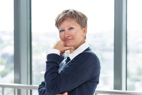 FORSVARE DOKTORGRAD: Nevropsykolog Monica Haraldseid Breitve disputerer om demens på fredag.