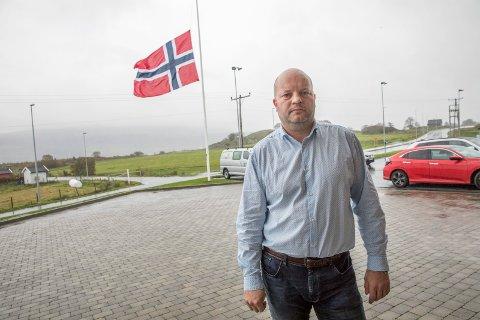 VANSKELIG Å FORSTÅ: Ordfører Tormod Våga var nær venn av de to forulykkede brødrene på Bokn.