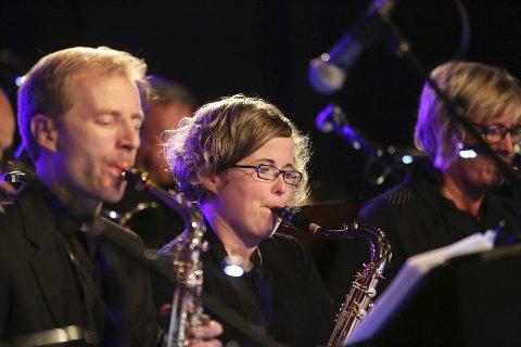 LØRDAGSJAZZ:  Haugaland Storband inviterer til Lørdagsjazz på Høvleriet. Dette er en del av Kulturnatt.