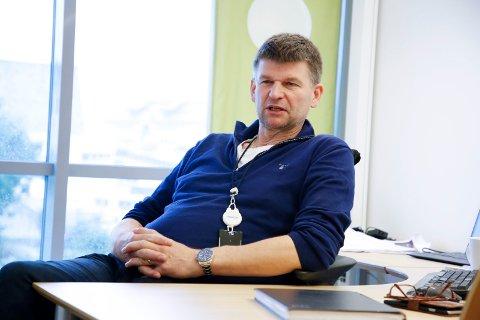 SAMLE PLAST: Mørenot og Arne Birkeland fra Bømlo er sentrale brikker i oppsamling av plast i verdenshavene.