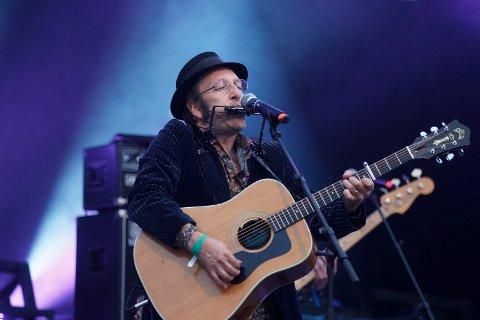 KLAR FOR SILK: Tom Roger Aadland har konsert med bandet sitt under SILK-festivalen fredag.