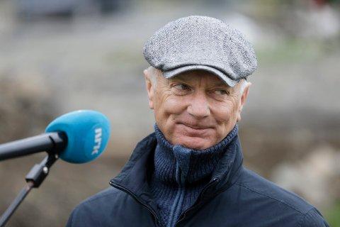 Arkeologiprofessor Dagfinn Skre får Augvaldsprisen 2018.