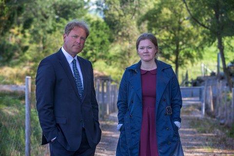 INTERVJUET: Advokatene Odd Arild Helland og Ingrid Lauvås er begge intervjuet av ekspertutvalget som har laget rapport om barnevernet i Tysvær.