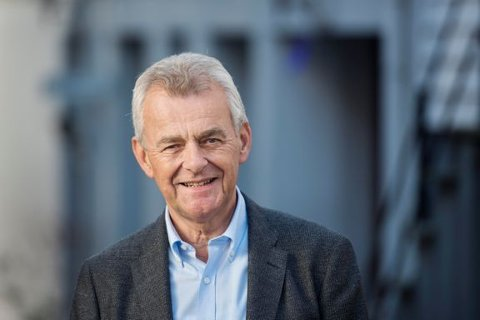 STYRELEDER: Ivar Rusdal er styreleder i Nordsjø Media, som nå blir en del av Amedia.