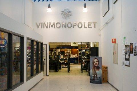 Vinmonopolet i Kopervik ønsker å flytte til Bygnes.