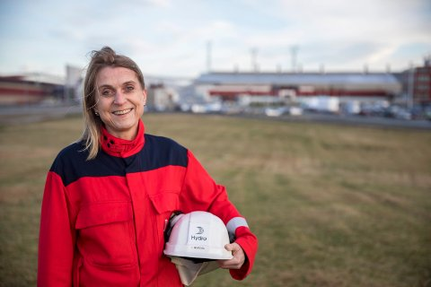 Ingrid Heradstveit Guddal, Hydro