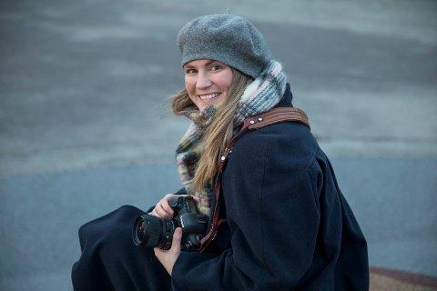 NORGES BESTE: Her har Inger Staveland (33) fra Haugesund nettopp fått vite at hun er kåret til Norges beste på Instagram. 6.738 var nominert i konkurransen som mange Amedia-aviser og Nettavisen har stått bak.