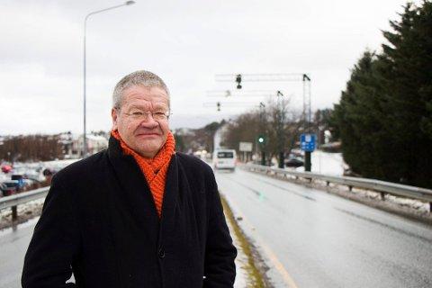 Haugesund-ordfører Arne-Christian Mohn ønsker en samlet vestlandsregion.