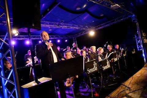 Haugesund 011016 Festiviteten Haugaland Storband Solist Mads Pedersen
