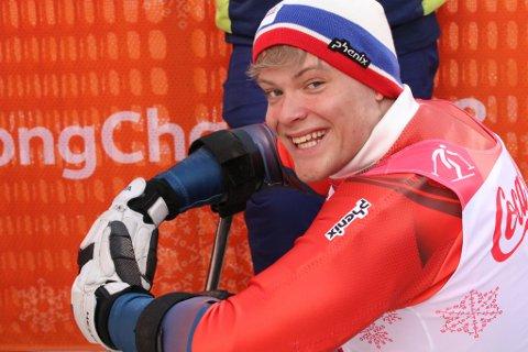 BLIR DET GULL? Jesper Saltvik Pedersen.