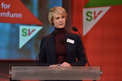 SVs landsmøte 2017